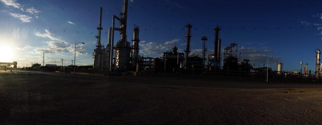 Artesia Refinery Mountain Film